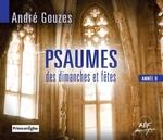 Gouzes Psaumes dimanche et fêtes année B