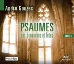 Les psaumes de Gouzes