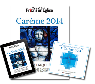 Careme Prions en Eglise