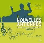 Nouvelles Antiennes Annee B Groslambert
