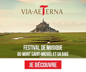 Via Aeterna, le festival de musique du Mont Saint-Michel et sa baie