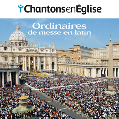 Ordinaires de messe en latin
