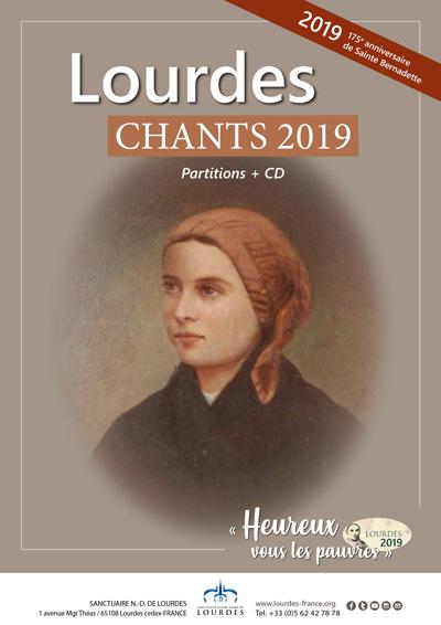 Lourdes chants  - JP Lécot