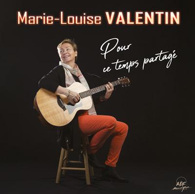 Pour ce temps partagé - Marie Louise Valentin