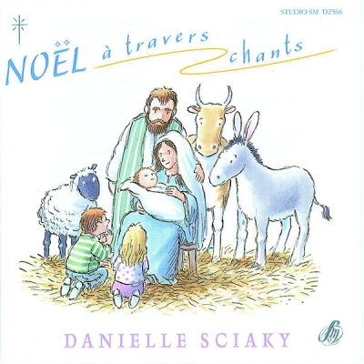 Chantons en eglise no l a mille couleurs danielle sciaky michel wackenheim ed studio sm - Noel a mille couleurs ...